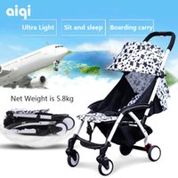 Wholesale 0 months baby use degree sleep baby stroller kg easy open and fold baby carriage bb car