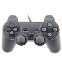 Wholesale TPFOON USB Wired PC Controller Double Vibration Gamepad Joystick Joypad For PC Computer Laptop