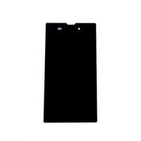 Couleur de l'écran tactile France-Livraison gratuite par DHL, couleur noire pour Sony T3 M50W LCD écran tactile digitizer écran