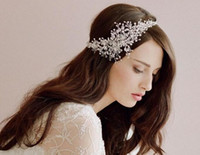 Rhinestone/Crystal beautiful chic - Sparkly Crystals Roantic Chic Fashion Bridal Hair Accessories Elegant Bridal Hair Tiaras Beautiful Bridal Jewelries AF26