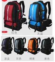 big hiking backpacks - outdoor BACKPACK L big capacity and KG Tested High quality hiking cycling climing