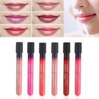 Wholesale Hot Selling Top Waterproof Elegant Daily Color Lipstick matte smooth lip stick lipgloss Long Lasting Sweet girl Lip Makeup