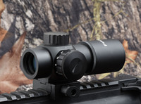 Wholesale Tactical x optics red dot sight scope picatinny rail mount Integrated aluminum alloy cutting Waterproof hunting shooting R3195