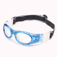 basketball sports goggles - Teens Basketball Goggles with Protective Cushion for Boys Girls Clear Lens Children Sports Glasses Volleyball Soccer Glasses