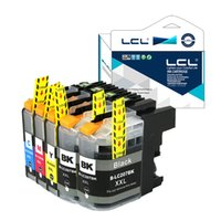 Wholesale LCL LC207 LC205 LC207BK LC205C LC205M LC205Y XXL pack ink Cartridge Compatible for Brother MFC J4320DW J4420DW J4620DW