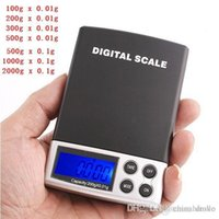 Wholesale 100g x g g x g g x g g x g g x g g x g Digital Scale Gram pocket Balance Weighing Scales Free DHL