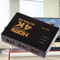 hd ide - High Quality K K in out HDMI Hub Switch Splitter TV Switcher Ultra HD for HDTV PC