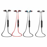 Wholesale Awei A960BL Bluetooth Noice Cancelling In Ear Headphones With Microphone for iPhone iPad iPod and Android Smartphones Tablets Music Pl