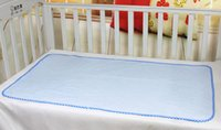 bamboo sheets bedding - 60 cm Bamboo fiber nappy changing pad diaper mat newborn bed sheet wet mats colors