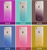 Wholesale 2016 Fashion TPU Grams Gradient Phone Case for Iphone s Iphone s Plus Iphone Plus Iphone s se