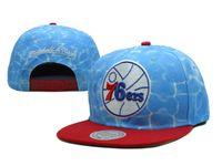 Wholesale Philadelphi Adjustable ers iverson Snapback Hat Thousands Snap Back Hat For Men Basketball Cap Cheap Hat Adjustable men women Baseball Cap