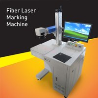 area stand - China Stand alone High Accuracy watt Fiber Laser Marking Machine for deep or big marking area Engrave and Mark