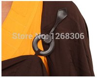 Wholesale High quality buddhist monk cassock robe shaolin cassock Abbot Bonze Tang Costumes cool
