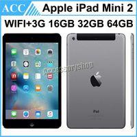 Wholesale Refurbished Original Apple iPad Mini nd Generation WIFI G Cellular inch IOS A7 GB GB GB Retina Display Warranty Included DHL