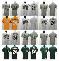 athletic pullovers - Complete Logo name Stitched HENDERSON GRAY American League Cool Baseball Jersey Oakland Athletic Jerseys Sport HOT sale