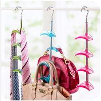 bags pothook - Rotate bag shovel household pothook multifunctional bag hanger layer degrees