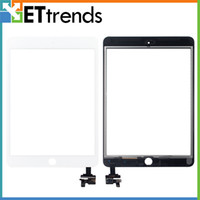 apple smaller ipad - Best Quality for iPad mini Touch Screen Digitizer Assembly Glass Front Lens Replacement with Small Parts Tested One by One AA0030