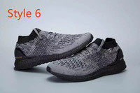 Wholesale Ultra Boost UNCAGED Black Running Shoes Ultra Boost Shoes Sports Shoes Brand Sports Shoes Mix Order Hypebeast Solebox Athletic Shoes