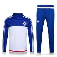 best sportswear - DHL Best Quality Chelsea Training Suit Chandal Maillot de Foot Survetement Tracksuits Sportswear pants jerseys Uni