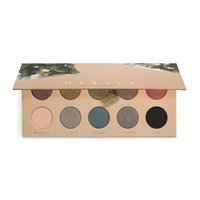Cheap ZOEVA Eyeshadow Palette Mixed Metals cocoa blend rose golden New Collection 10 color eyeshadow eye set eyeshadow make up