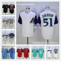 arizona grey - Randy Johnson Jersey Arizona Diamondbacks Montreal Expos Seattle Mariners White Grey Green Red Pinstripe