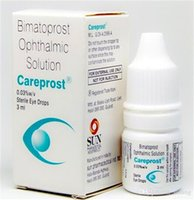 Wholesale Hot selling Bimatoprost Ophthalmic Latisse SEALED Authentic CAREPROST EYELASH GROWTH SERUM LIQUID Eyelashes Eyebrow Grower Long Eyelash