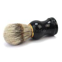 barber manufacturers - alon Barber cm Length Artificial Hair Shaving Brush with Black Plastic Handle hair brush manufacturer hair straighteners with rotating