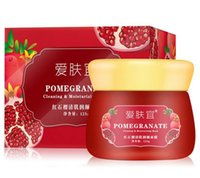 antioxidant mask - AIFUYI AFY Red pomegranate facial mask remove The spot Filling water antioxidant whitening Water embellish nourish