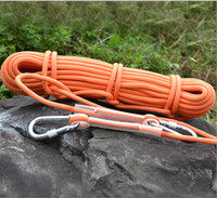 Wholesale 10m Climbing Rope Climbing Camping Rope Rappelling Rope Climbing mm Safety Escape Rope