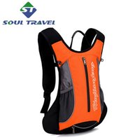 Wholesale Soul Travel Limited New Polyster Rainproof l Bicycle Rucksacks Bags Cycling Riding Backpack Bolsa Bike Backpacks Accessories