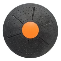 Women balance discs - Professional Wobble Balance Board Stability Disc Yoga Athletic Training Fitness Muscle Exercise Yogo Exercises Board Free