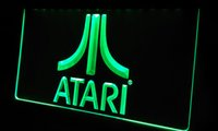 atari games - LS364 g Atari Game PC Logo Gift Neon Light Sign