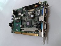 Socket 478 - Advantech PCA REV B2 industrial motherboard PCA F CPU Card Tested working perfect DHL
