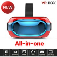auto glass systems - 3D Glasses VR Virtual Reality Headset with Android System Auto Adjustment Focus All in one VR Box Google G Rom G Ram