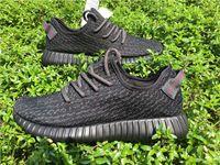 army boxes - DROP SHIPPING Final Version boost Men Women shoes Oxford Tan Moonrock Pirate Black Turtle Grey With Box size