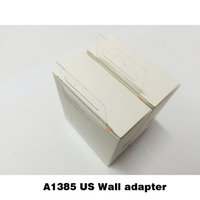 Wholesale Original Quality A1385 US Plug USB AC Power Charger Wall Adapter For iPhone s plus S C With Original Box