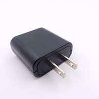 Cheap USB Wall Charger AC Travel Home Charger Adapter US EU Plug for Mobile Phone, Camera Black Color 5v0.55a