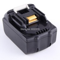 alkaline compact - Hi quality packs makita v BL1830 mAh lithium compact power tool battery shipped by singaport post Rechargeable Batteries