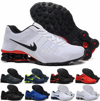Wholesale Shox NZ oz Mens Running Shoes Cheap Original Mens Shox NZ Fashion Sport Shoe Size