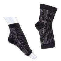 ankle socks with heels - Foot Care Compression Sock Sleeve With Arch Ankle Support And Heel Hugger Increases Circulation Basketball Socks Free DHL E848L