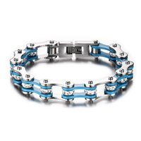 bicycling articles - Han edition of titanium steel bracelet adorn article Man bicycle chain bracelet jewelry bracelet fashion and personality