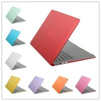 apple macbook colors - Matte Case For Apple macbook Air inch Laptop Bags Cases Protective Cover Skin Colors Mix Order