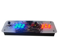 Wholesale LED version Ball rocker Storm Hero programs HDMI out home arcade upgrade edition the latest global exclusive sale equipment