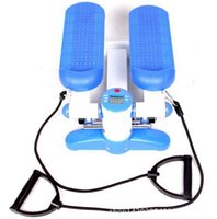 Wholesale Domestic hydraulic stepping machine multifunctional pedal leg mute machine indoor sports fitness equipment still send rope