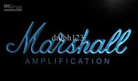 LL168-ТМ Marshall гитары басовый усилитель неонового света Знак. Реклама. водить панели, свободная перевозка груза, Кто