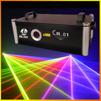 bar club design - 2016 Fashion Design CR W RGB Multi color Laser Beam Stage Laser Lights Projector Bar Disco Club DJ Laser Lighting