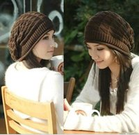 ban solid - 2016 Miss Han Ban wool knitting fashion trend Baotou cap cap thicker serration new foreign trade