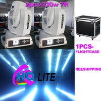 Wholesale Lowest Price W R Sharpy Moving Head Beam light Gobo Beam Effects with phase Motor lens TOUCH SCREEN display