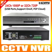 Wholesale Profession Onvif NVR Recorder Support Ch P Or Ch P With HDMI P2P Cloud Functions For IP Camera Ch Alarm HDMI Out Up To TB