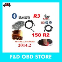 Wholesale keygen Newest DS150E new vci with Bluetooth free activation for CAR and TRUCK with